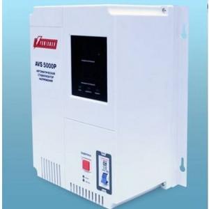 PowerMan Стабилизатор Powerman AVS 5000 P (вх.110-260 В, вых.220 В ± 8%, 5000ВА, клеммы для подключения)