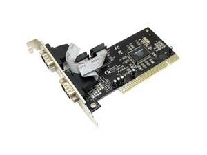 Orient XWT-PS050LP (OEM) PCI, Multi I/O, 2xCOM9M, Low Profile
