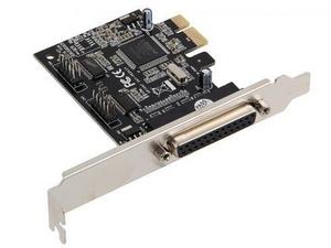 Orient XWT-PE2S1PLP (OEM) PCI-Ex1, 2xCOM9M + 1xLPT25F, Low Profile