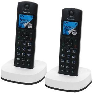 Panasonic KX-TGC312RU2 р/телефон (2 трубки с ЖК диспл., DECT)