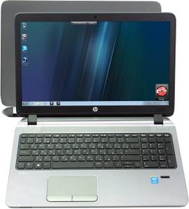 """Hewlett-Packard hp Probook 450 G2 K9L17EA#ACB i3 5010U/4/500/DVD-RW/WiFi/BT/Win7Pro/15.6""""/2.2 кг"""