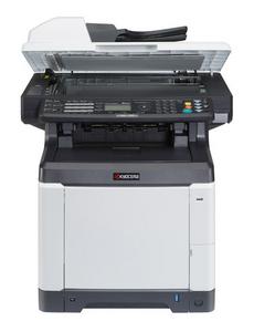 Kyocera Ecosys M6526cdn (A4, 1Gb, LCD, 26 стр/мин, цветное лазерное МФУ, USB2.0, сетевой, DADF, двуст.печать)