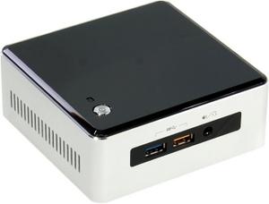 Intel NUC Kit BOXNUC5I7RYH (Core i7-5557U, 3.1-3.4 ГГц, miniHDMI, miniDP, GbLAN, M.2, 2DDR-III SODIMM)