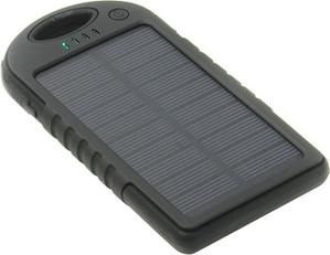 iconBIT Внешний аккумулятор iconBIT FTBTravel FT-0050T (2xUSB 1A, 5000mAh, фонарь, солнечная панель, Li-Pol)