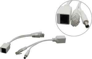 Orient NT-633POE комплект для передачи питания для IP-камер без PoE