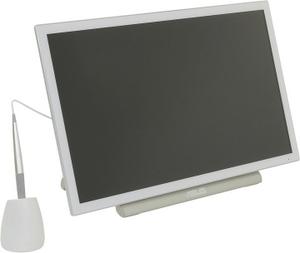 "Asus 19.5"" Монитор ASUS PT201Q WT (Multi-Touch LCD, Wide, 1920x1080, HDMI, DP, USB Port, цифровое перо)"