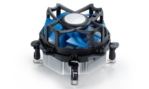 Deepcool DP-ICAP-AT7 ALTA 7 (3пин, 775/1155, 2200об/мин, 25 дБ, Al)