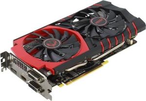 Gigabyte 4Gb PCI-E DDR-5 MSI V305 R7 370 GAMING 4G (RTL) DualDVI+HDMI+DP RADEON R7 370
