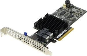 Asus PIKE II 3108-16PD 90SC06G0-M0UAY0 8-port SAS/SATA 12Gb/s RAID 0/1/10/5/50/6/60