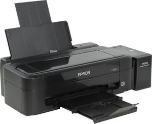 Epson L132 (A4, струйный, 27 стр/мин, 5760 optimized dpi, 4 краски, USB2.0)