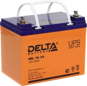 Delta Аккумулятор Delta HRL 12-33 (12V, 33Ah) для UPS
