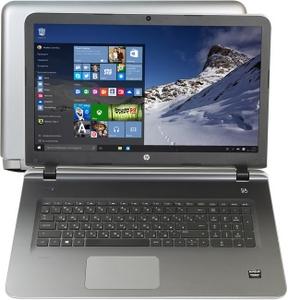 """Hewlett-Packard HP Pavilion 17-g155ur P0H16EA#ACB A10-8700P/4/500/DVD-RW/R7M360/WiFi/BT/Win10/17.3""""/2.68 кг"""