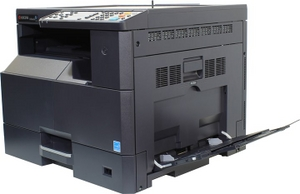 Kyocera TASKalfa 2200 (A3, 256Mb, LCD, 22стр/мин, лазерное МФУ, USB2.0, без крышки)