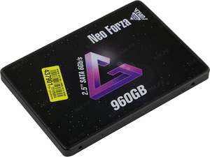 SSD диск Neo Forza ZION NFS01 960 Гб NFS011SA396-6007200 SATA
