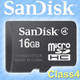 SanDisk microSDHC-16Gb Class4 microSecureDigital High Capacity Memory Card