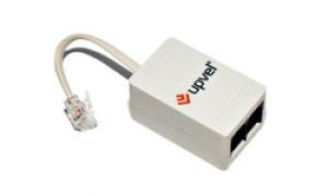 Upvel US-AA ADSL Splitter (AnnexA, вход 1xRJ-12, выход 2xRJ-12)