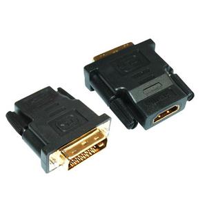 Переходник VCOM HDMI 19F --> DVI-D 25M