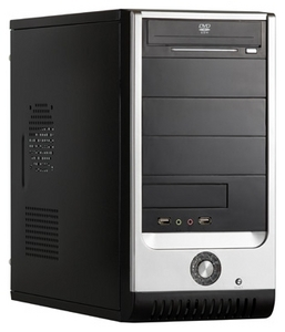 Компьютер Office Uno Intel Pentium G3420 3.2GHz / 4Gb / 1000Gb / CR / DVD±RW / microATX 400W