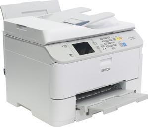 Epson WorkForce Pro WF-5620DWF (A4,34стр/мин,4800x1200dpi,4 краски,МФУ,факс,USB2.0,DADF,WiFi,сетевой,двуст.печать)
