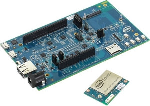 Intel Edison EDI2ARDUIN.AL.K Standard Power On Board Antenna + Boardfor Arduino