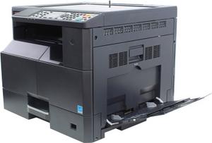 Kyocera TASKalfa 1801 (A3, 256Mb, LCD, 18стр/мин, лазерное МФУ, USB2.0, без крышки)
