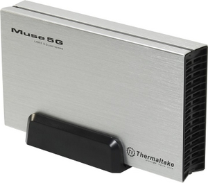 "ThermalTake ST0042E Muse 5G (EXT BOX для внешнего подключения 3.5"" SATA устройств, USB3.0)"