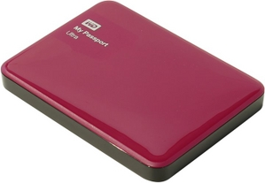 "Western Digital WD WDBBRL5000ABY-EEUE My Passport Ultra USB3.0 Drive 500Gb 2.5"" EXT (RTL)"