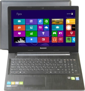 """Lenovo G50-30 80G0025GRK Pent N3540/2/250/820M/WiFi/BT/Win8/15.6""""/2.14 кг"""