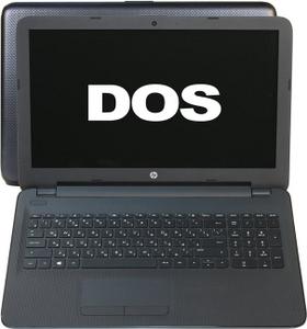 """Hewlett-Packard hp 15-af123ur P0U35EA#ACB E1 6015/2/500/WiFi/DOS/15.6""""/2.05 кг"""