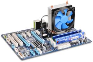 Deepcool DP-MC8H2-IB200M ICE BLADE 200M (4пин,775/1155/1366/2011AM2-FM2,900-2200об/мин,17.8-31.6 дБ,Al+теп.труб)