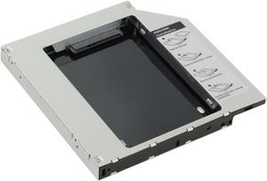 "AgeStar SSMR2S Мобильное шасси SLIM 5.25"" для HDD 2.5 SATA устройств"