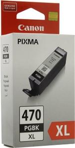 Canon Чернильница Canon PGI-470PGBK XL Black для PIXMA MG5740/6840/7740