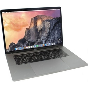 Ноутбук Apple MacBook Pro (MR932RU/A) Space Grey i7 / 16 / 256SSD / Pro555X / WiFi / BT / MacOS / 15.4