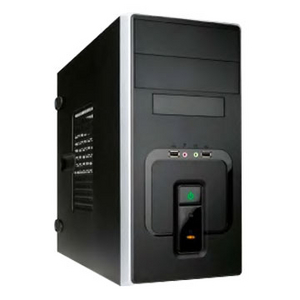 Компьютер Office Duo Intel Core i3-6100 3.7GHz / 4Gb / 1000Gb / DVD±RW / microATX 400W
