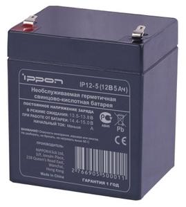 Ippon Аккумулятор Ippon IP6-4.5 (6V, 4.5Ah)
