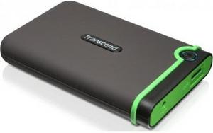 "Transcend StoreJet 25M3 TS1TSJ25M3B USB3.0 Portable 2.5"" HDD 1Tb EXT (RTL)"