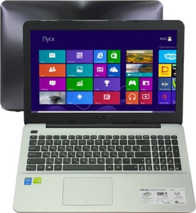 "Asus X555LN 90NB0642-M05630 i5 4210U/4/500/DVD-RW/840M/WiFi/BT/Win8/15.6""/2.1 кг"