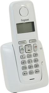 Panasonic Р/телефон Gigaset A220 White (трубка с ЖК диспл., База) стандарт-DECT, РО, ГТ