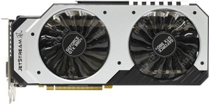 Palit 6Gb PCI-E DDR-5 Palit GeForce GTX980Ti JetStream (RTL) DVI+HDMI+3xDP+SLI