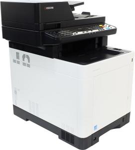 Kyocera Ecosys M6530cdn (A4, 1Gb, LCD, 30 стр/мин, цветное лазерное МФУ, факс, USB2.0, сетевой, DADF,двуст.печать)