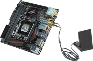Asus Z170I PRO GAMING (RTL) LGA1151 Z170 PCI-E HDMI+DP GbLAN+WiFi+BT SATA Mini-ITX 2DDR4