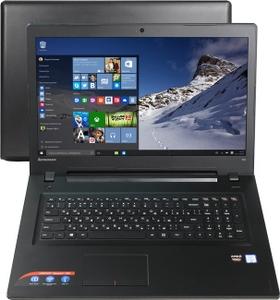 """Lenovo IdeaPad 300-17ISK 80QH0000RK i5 6200U/4/1Tb/DVD-RW/R5M330/WiFi/BT/Win10/17.3""""/2.73 кг"""
