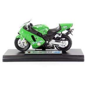 Welly 12167PW Модель 1:18 Kawasaki Ninja ZX-12R