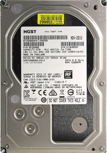 Hitachi HDN726060ALE614