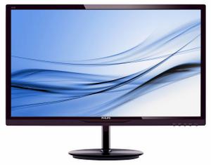 "Philips 28"" Монитор PHILIPS 284E5QHAD 01 (LCD, Wide, 1920x1080, D-Sub, HDMI, MHL)"