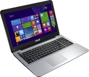 "Asus K555LD 90NB0627-M05080 i3 4030U/6/500/DVD-RW/820M/WiFi/BT/Win8/15.6""/2.218 кг"