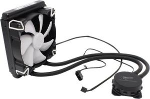 Arctic Cooling Accelero Hybrid III - 140 VGA Cooler (4пин, 600-2000об/мин, вод. охл.)