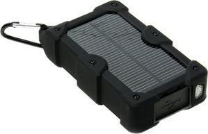 iconBIT Внешний аккумулятор iconBIT FTB TRAVEL+ FT-0078T (2xUSB 2.1A, 7800mAh, фонарь, солнечная панель, Li-Ion)