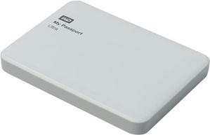 "Western Digital WD WDBBRL5000AWT-EEUE My Passport Ultra USB3.0 Drive 500Gb 2.5"" EXT (RTL)"