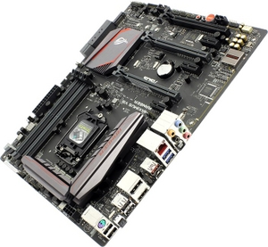 Asus MAXIMUS VIII RANGER (RTL) LGA1151 Z170 3xPCI-E HDMI+DP GbLAN SATA RAID ATX 4DDR4